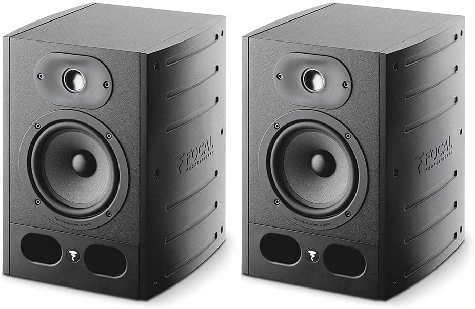 Focal 2x Alpha 65 Professional Monitoring Speaker - Best Of Sound Balancing