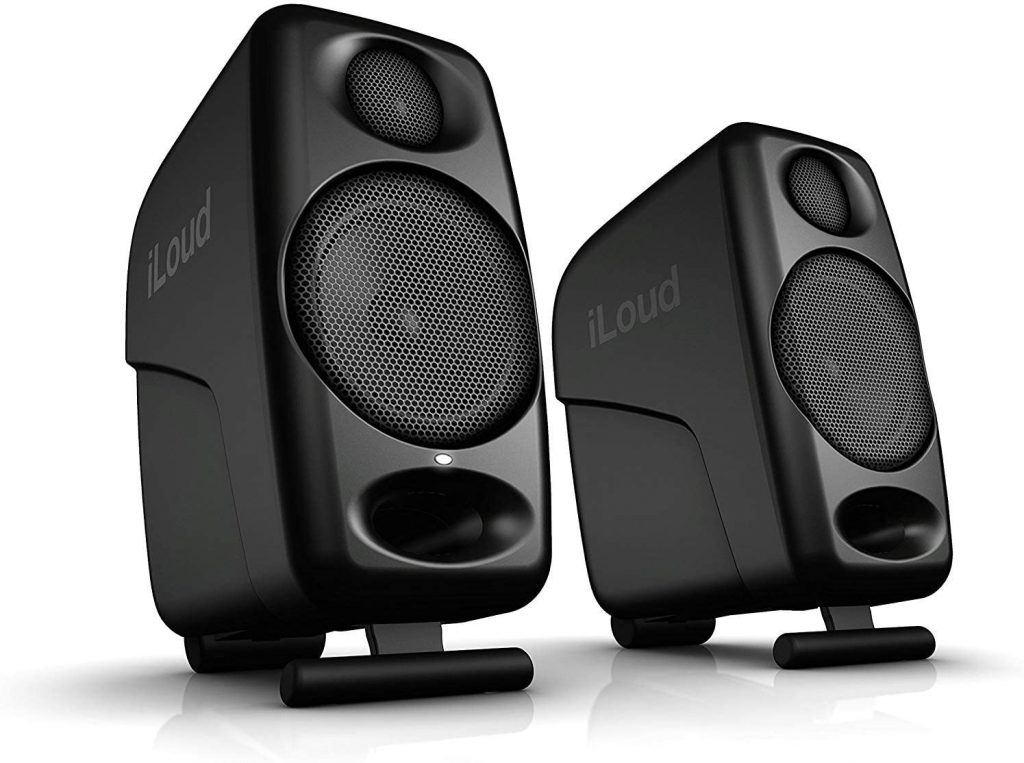 IK Multimedia iLoud Micro Monitors - Best For Small Space