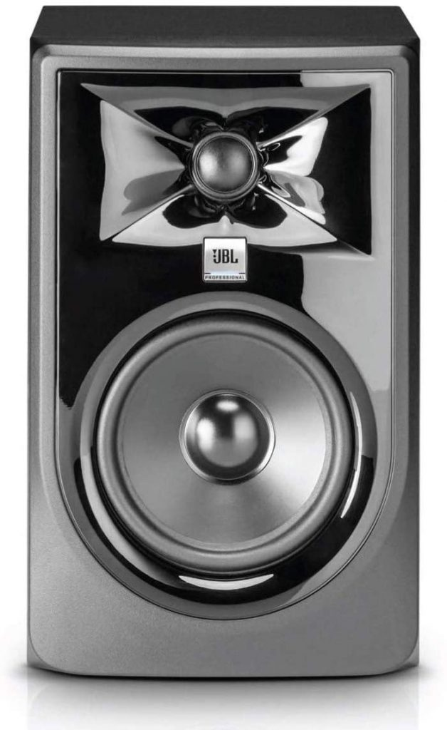 JBL Professional 305P MkII Next-generation Studio Monitor - Best Sound Quality With Mid and High Frequency