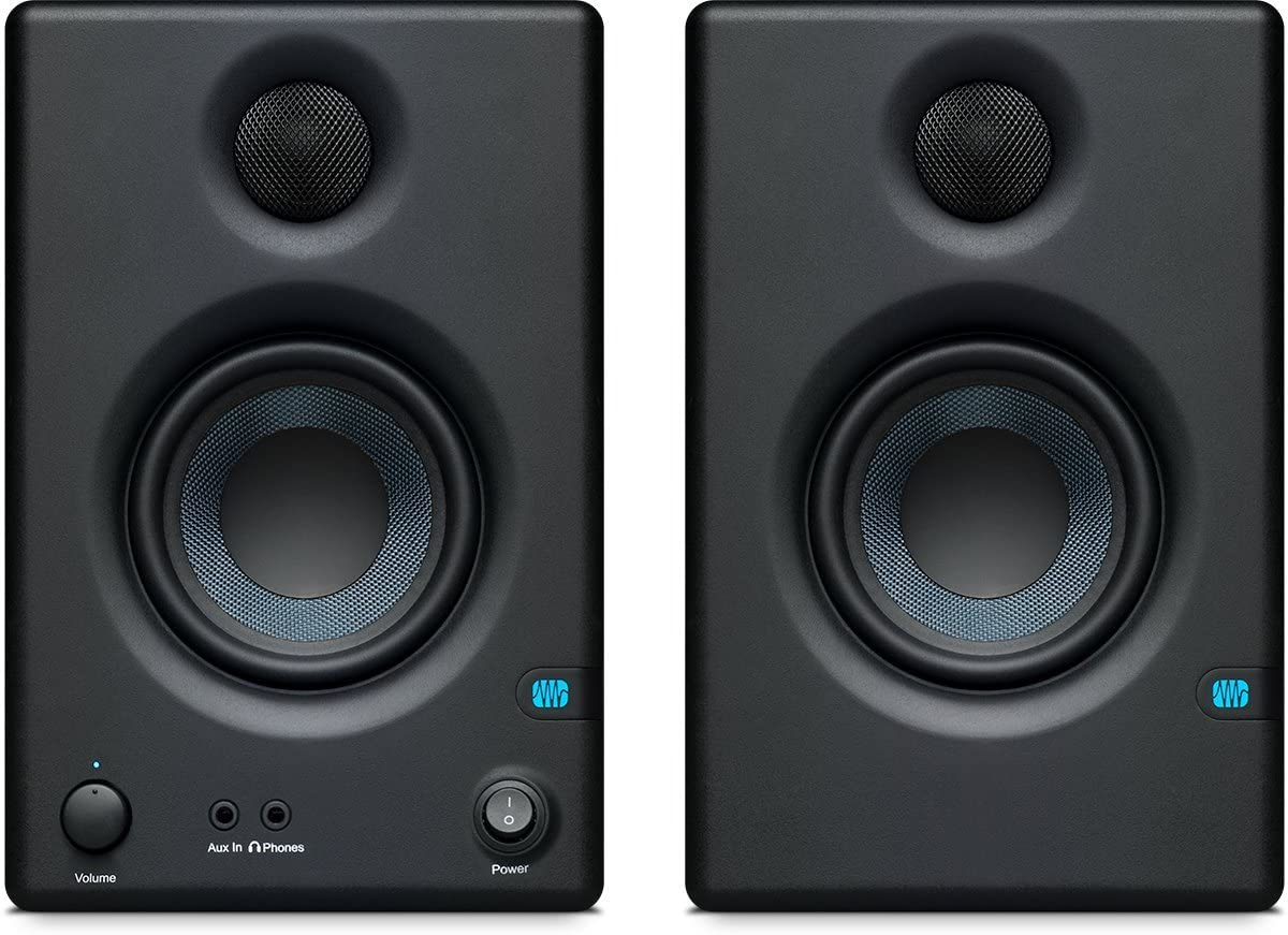 PreSonus Eris E3.5 Studio Monitor - Best Price For Standard Quality
